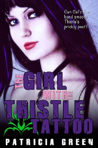 Cover: The Girl with the Thistle Tattoo